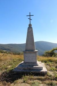 Паметник-братска могила на 55-и пех. Подолски полк